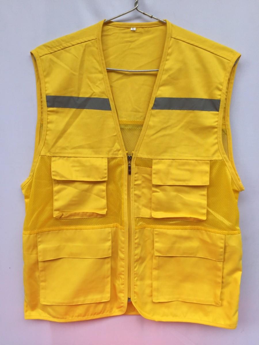 áo gile vàng1