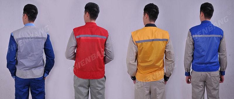 áo phản quang 2
