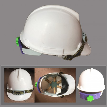 mũ trắng
