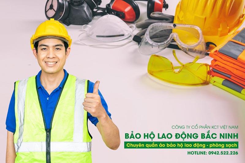 KCT Việt Nam có kinh nghiệm nhiều năm trong lĩnh vực sản xuất quần áo bảo hộ