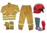 Vì sao cần trang bị đồ bảo hộ chữa cháy?