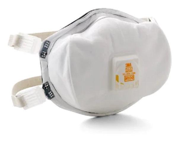 Khẩu trang bảo vệ hô hấp, đạt tiêu chuẩn N100