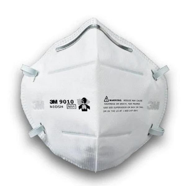 Khẩu trang lọc bụi bảo vệ hô hấp 3M™ Aura™ 9010