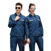 Quần áo bảo hộ lao động mã lukaspro 420 dài khóa