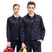 Quần áo bảo hộ lao động cao cấp cho kỹ sư khu công nghiệp