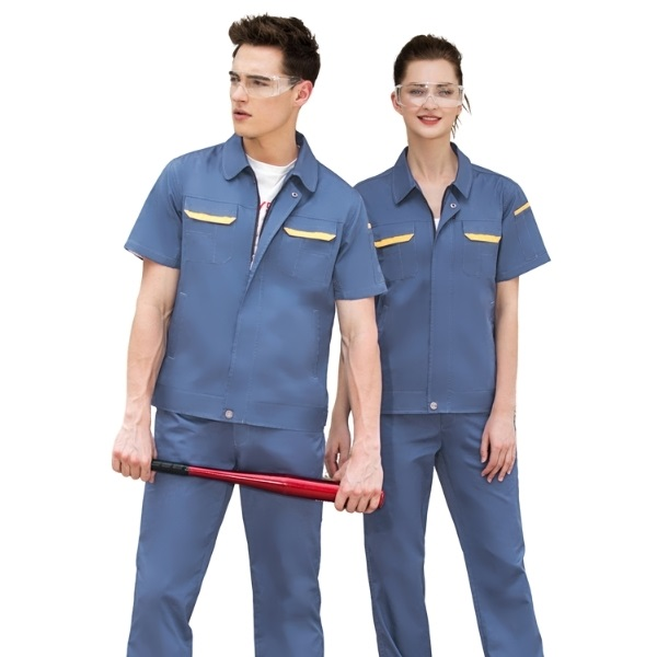 Mua quần áo bảo hộ lao động đẹp